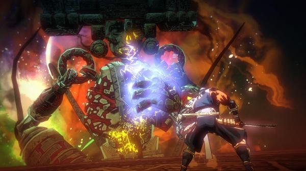 Yaiba: Ninja Gaiden Z screenshot 16