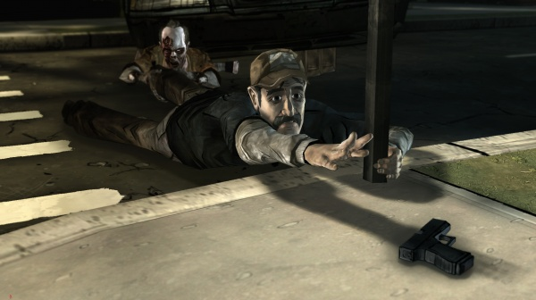 The Walking Dead: Episode 4 - Around Every Corner screenshot 3