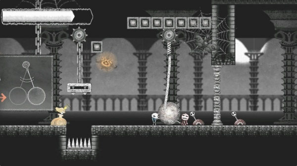 Dokuro screenshot 2
