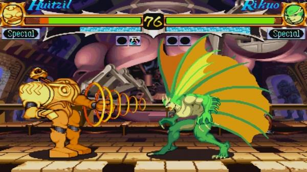 Darkstalkers Resurrection screenshot 1