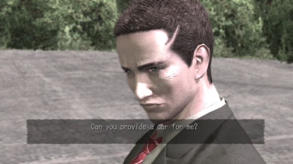 Deadly Premonition: The Director's Cut screenshot 2