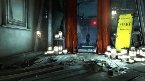 Dishonored: Dunwall City Trials screenshot 1