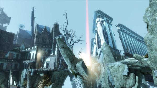 Dishonored: Dunwall City Trials screenshot 3