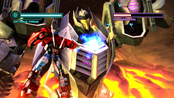 Transformers Prime screenshot 7
