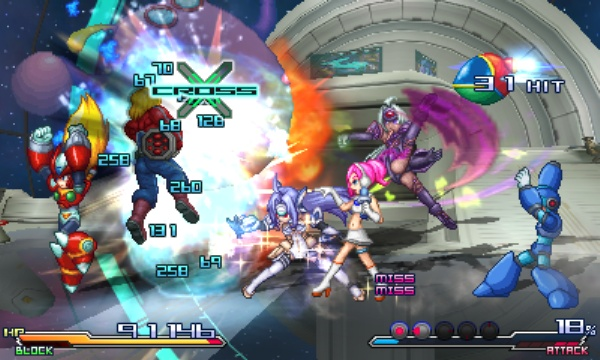 Project X Zone screenshot 8