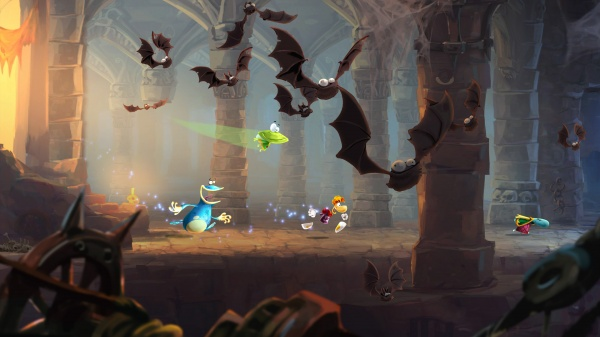 Rayman Legends screenshot 4