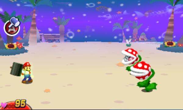 Mario & Luigi: Dream Team screenshot 3