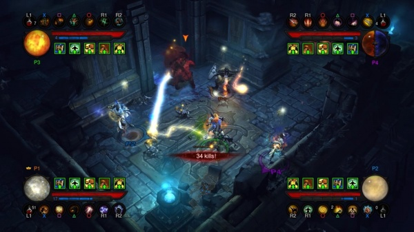 Diablo III: Ultimate Evil Edition screenshot 2