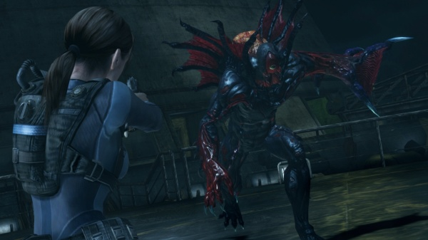 Resident Evil: Revelations screenshot 18