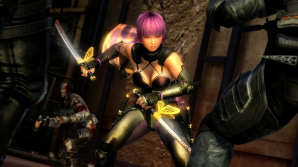 Ninja Gaiden 3: Razor's Edge screenshot 41
