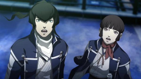 Shin Megami Tensei IV screenshot 4