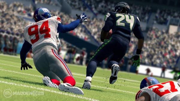 Madden NFL 25 screenshot 17