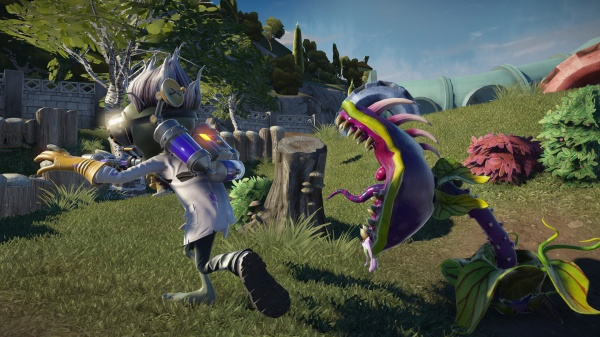 Plants vs. Zombies: Garden Warfare screenshot 3