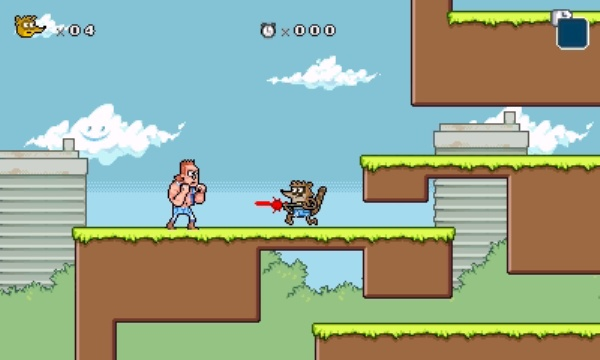 Regular Show: Mordecai and Rigby In 8-Bit Land screenshot 5
