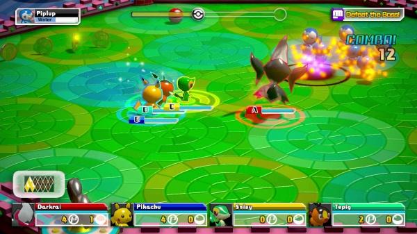 Pokemon Rumble U screenshot 2