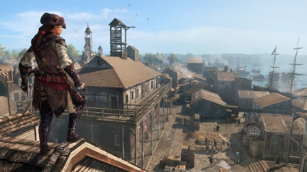 Assassin's Creed Liberation HD screenshot 2