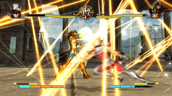 Saint Seiya Brave Soldiers screenshot 2