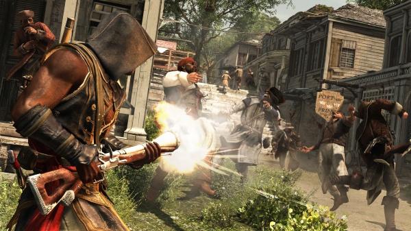 Assassin's Creed IV Black Flag: Freedom Cry screenshot 3