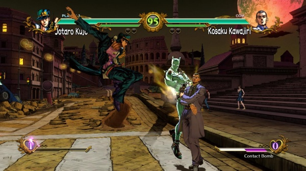 JoJo's Bizarre Adventure: All-Star Battle screenshot 4