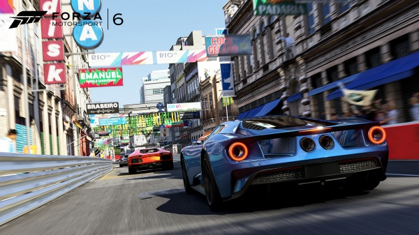 Forza Motorsport 6 review screenshot