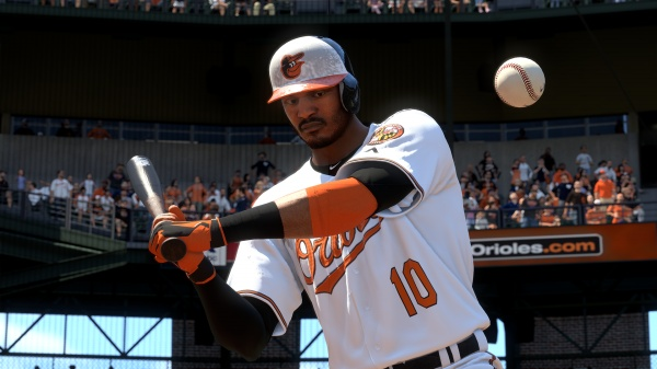 MLB 15 The Show review screenshot