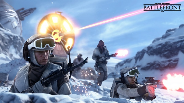 Star Wars Battlefront review screenshot