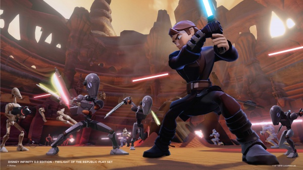 Disney Infinity 3.0 Edition review screenshot