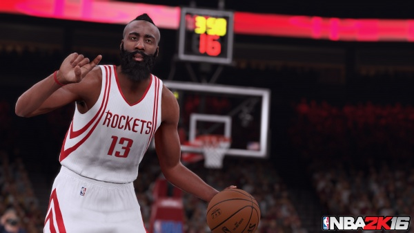 NBA 2K16 tips off news image