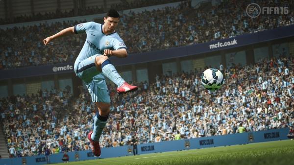 FIFA 16 review screenshot
