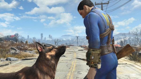 Fallout 4 review screenshot