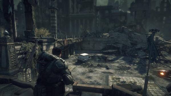 Gears of War: Ultimate Edition review screenshot