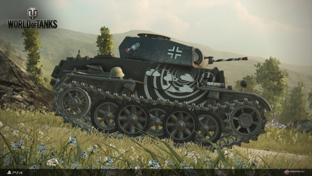 World of Tanks review screenshot