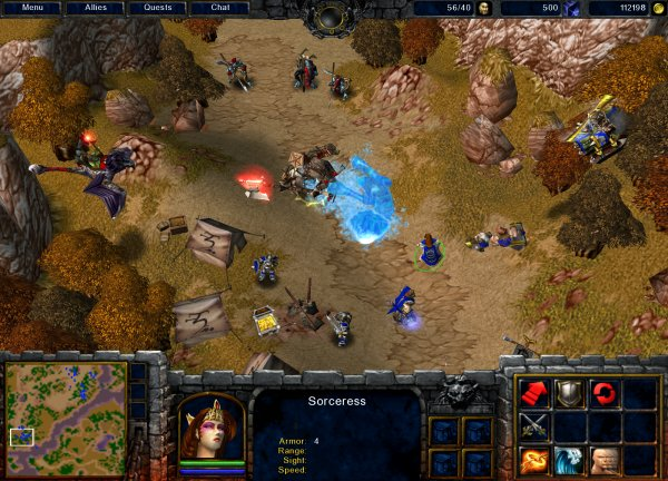 Warcraft III: Reign of Chaos Screenshot 7 - PC - The Gamers