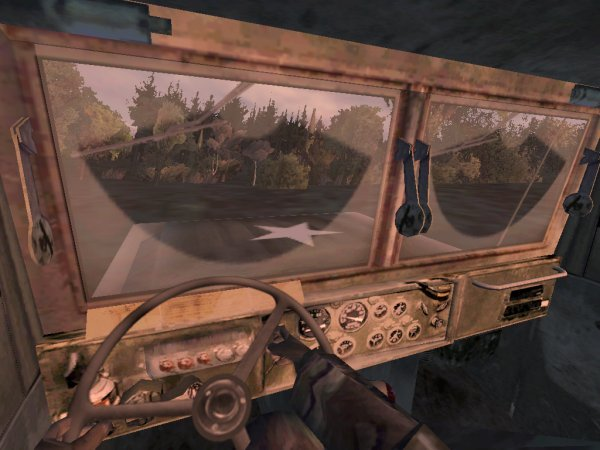 Driving a Vehicle