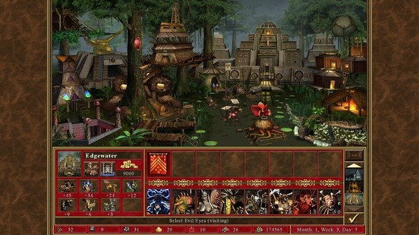 Heroes Of Might And Magic Iii Pc Tips Secrets The Gamers Temple