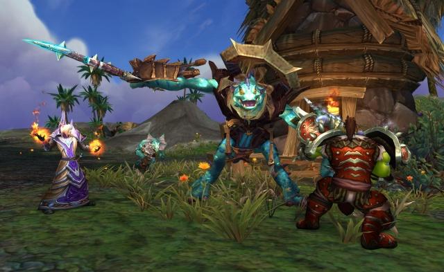 World of Warcraft screenshot 9