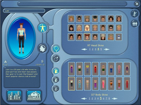 The Sims Online Screenshot 6 Pc The Gamers Temple