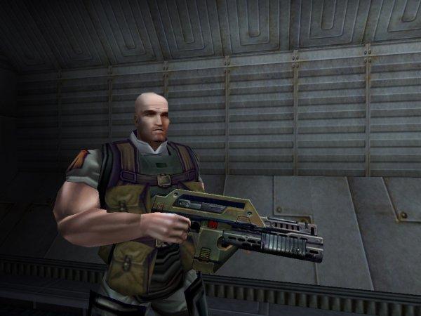 Nice guns