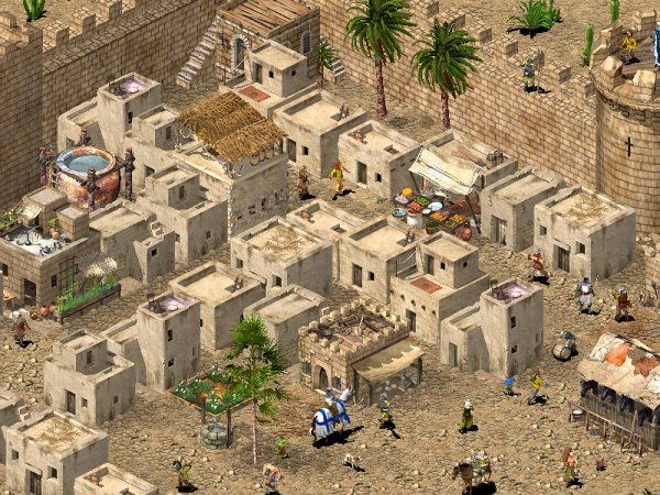 Stronghold Crusader Screenshot 4 Pc The Gamers Temple