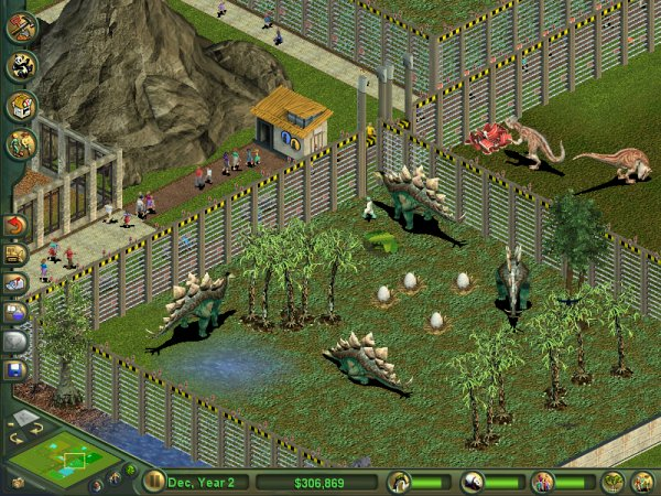 zoo tycoon dinosaur digs gratuit complet