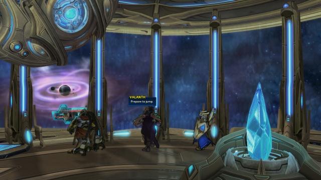 StarCraft II: Wings of Liberty screenshot 2