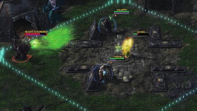 StarCraft II: Wings of Liberty screenshot 4