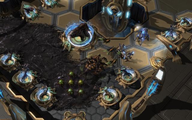 StarCraft II: Wings of Liberty screenshot 6