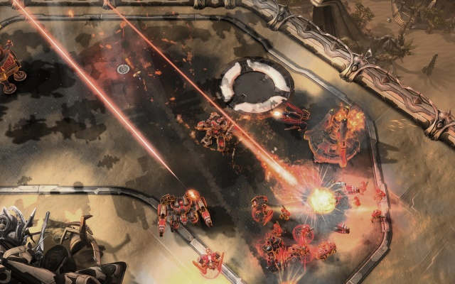 StarCraft II: Wings of Liberty screenshot 8