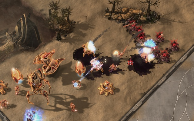StarCraft II: Wings of Liberty screenshot 10
