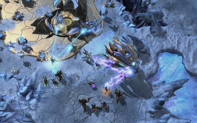 StarCraft II: Wings of Liberty screenshot 15