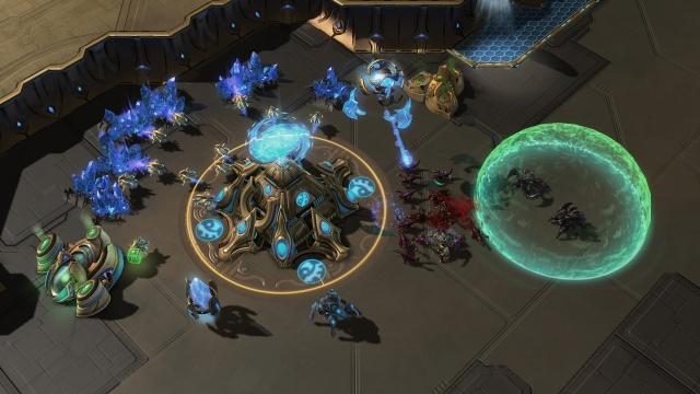 StarCraft II: Wings of Liberty screenshot 16