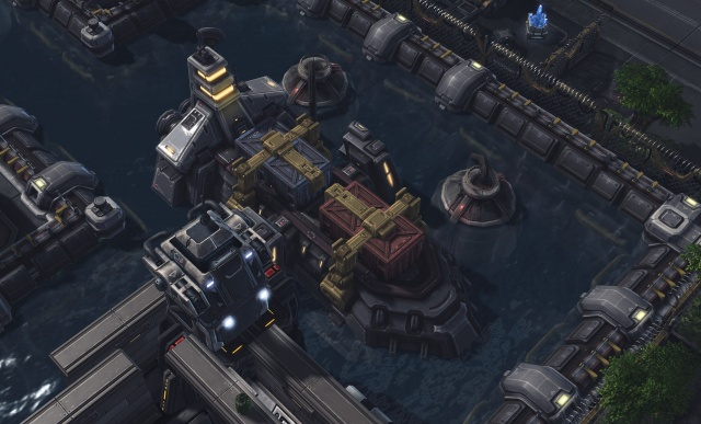 StarCraft II: Wings of Liberty screenshot 17