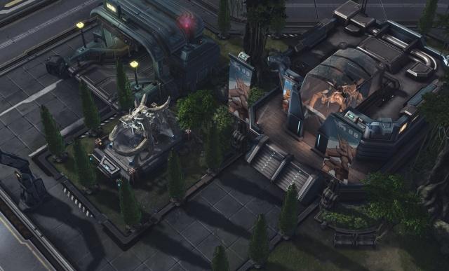 StarCraft II: Wings of Liberty screenshot 18