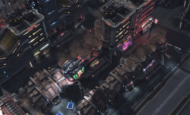 StarCraft II: Wings of Liberty screenshot 19